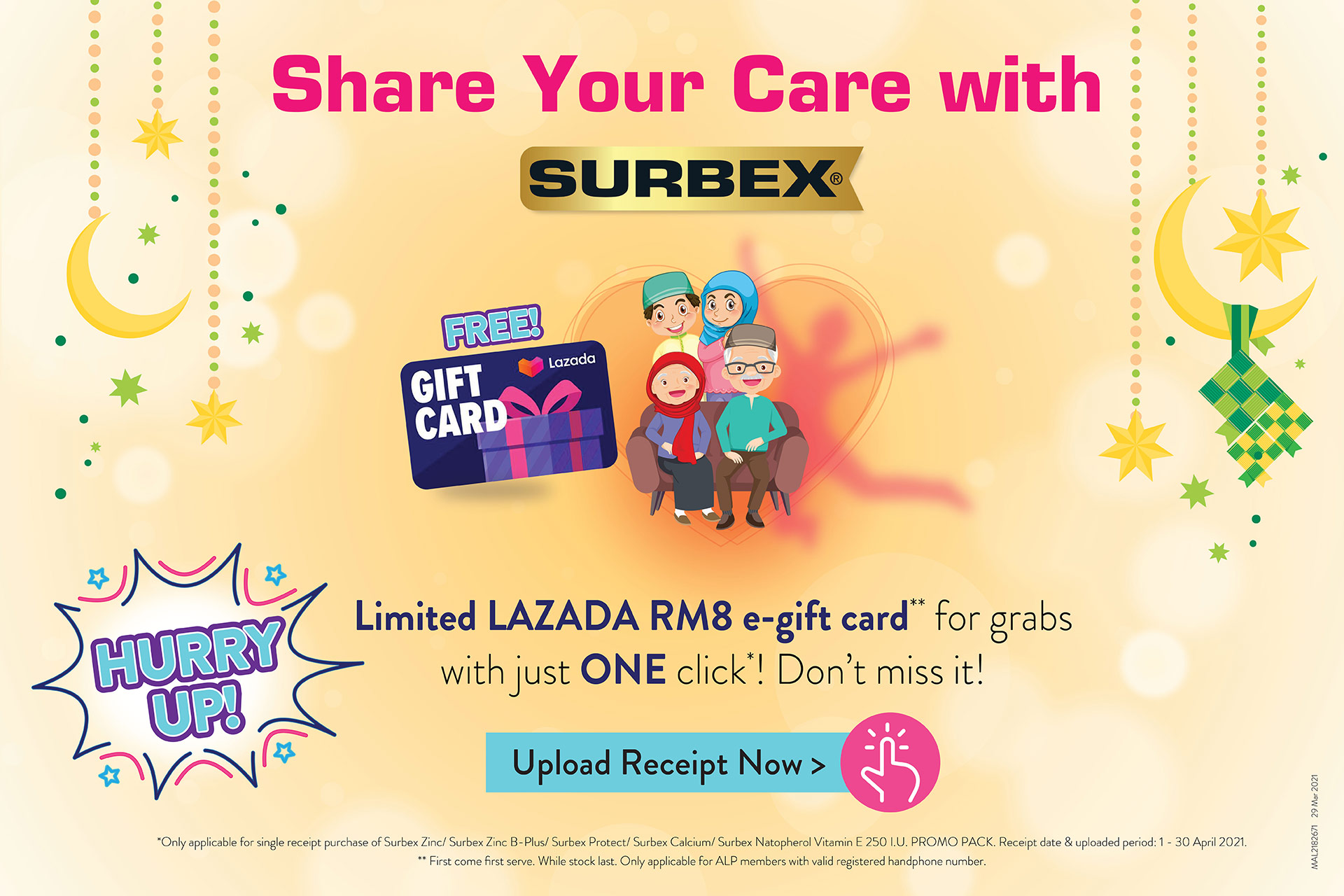 Share Your Care with SURBEX