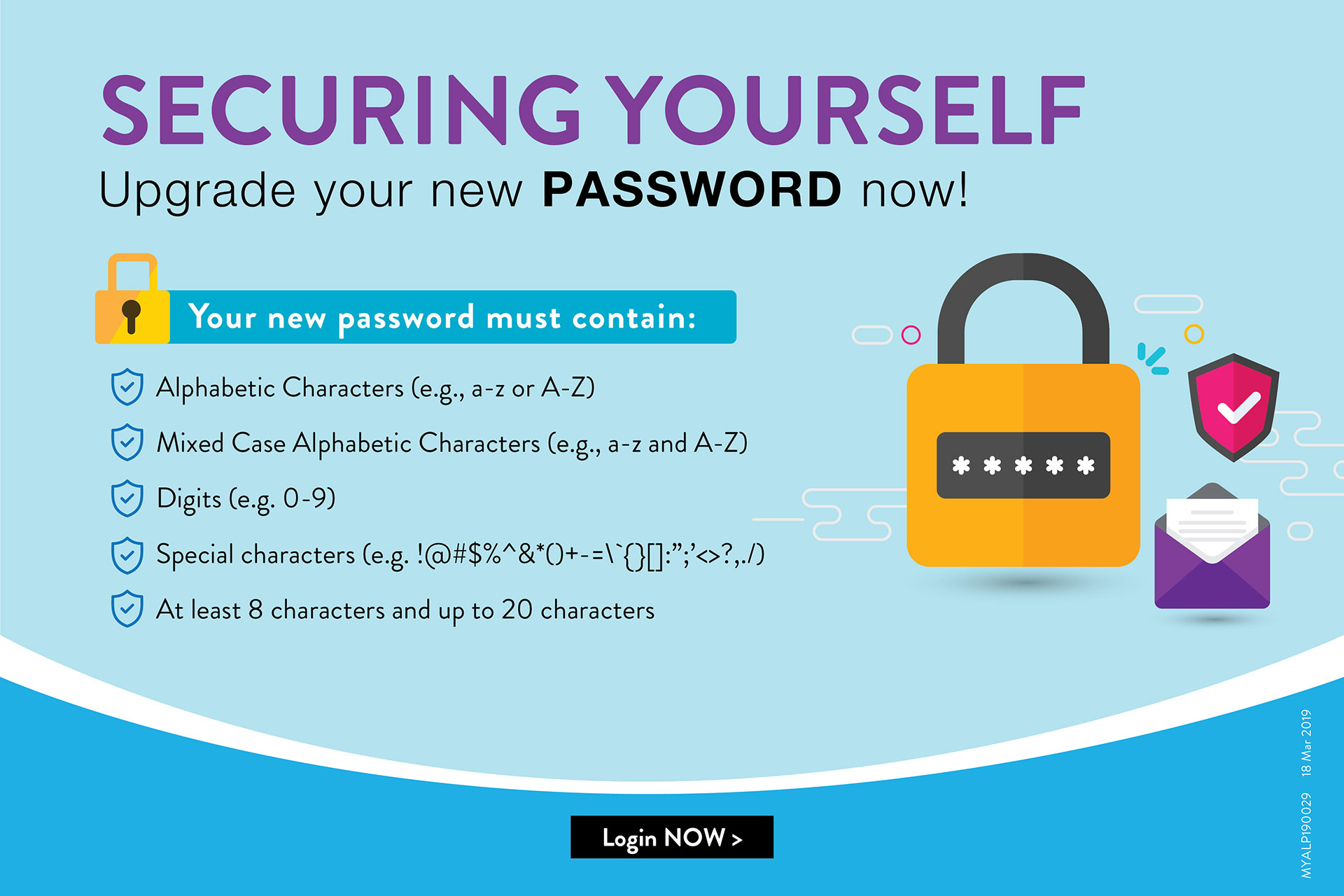 Secured Password