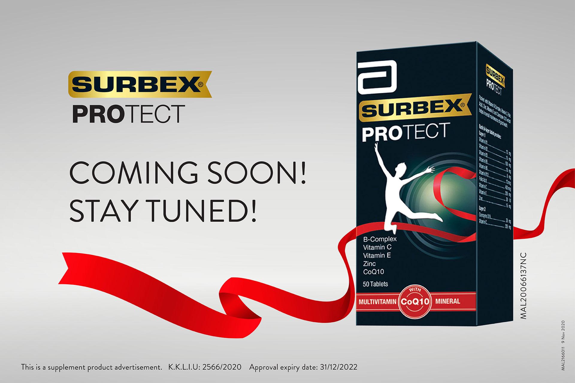 Surbex Protect Teaser