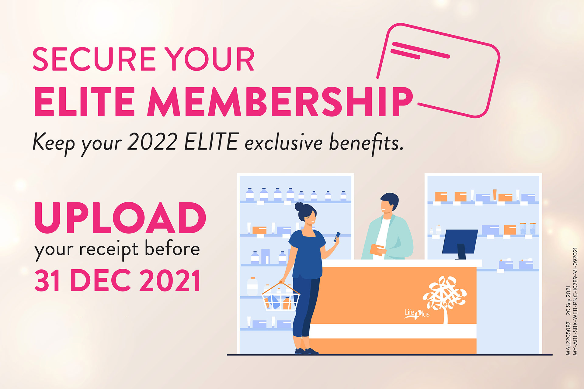 Secure Your Elite Membership For Year 2022