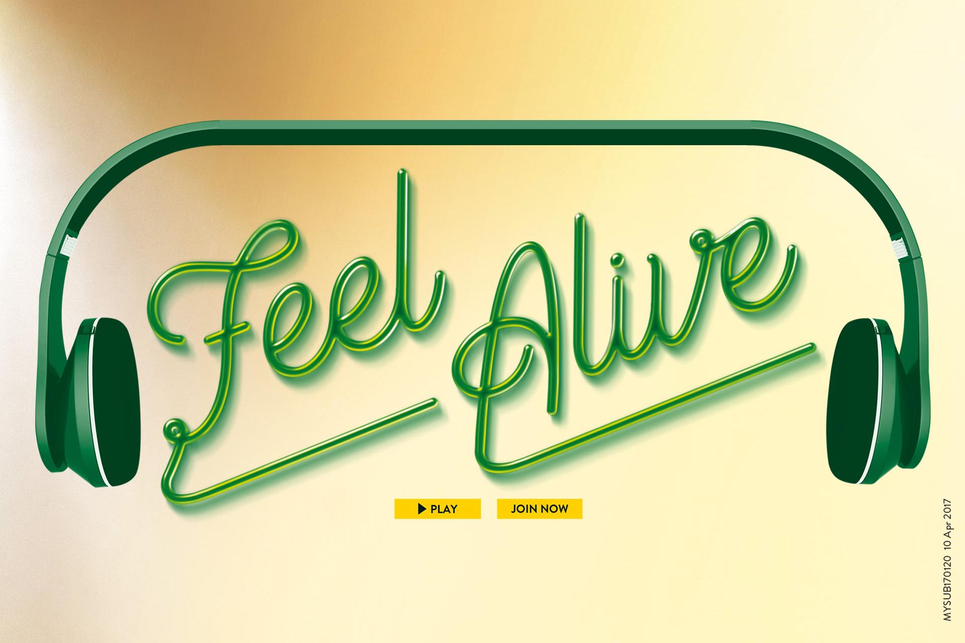 Surbex Zinc Feel Alive