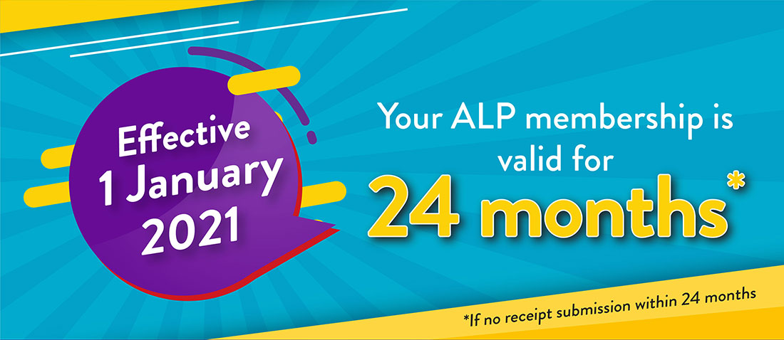 2021 ALP Membership Updates