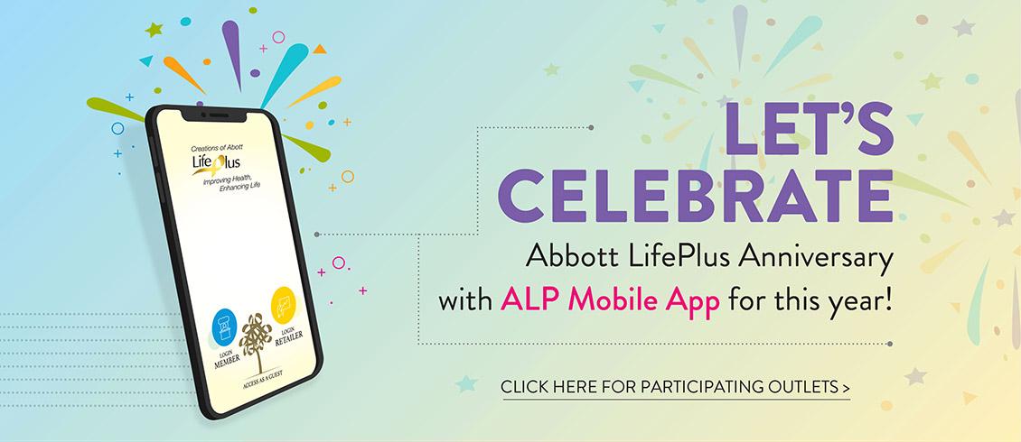 Abbott LifePlus (ALP) Mobile App